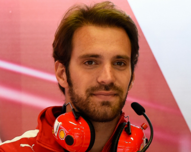 Jean Eric Vergne approached by F1 team